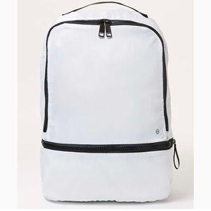Brand new lightly backpack.